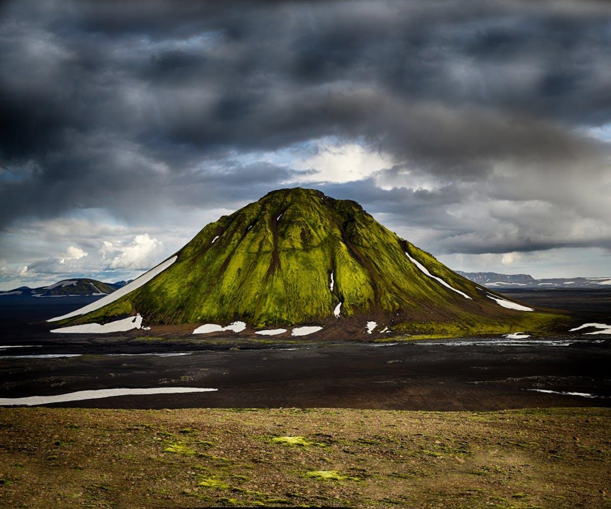 Fjallabak - behind the mountain hero image