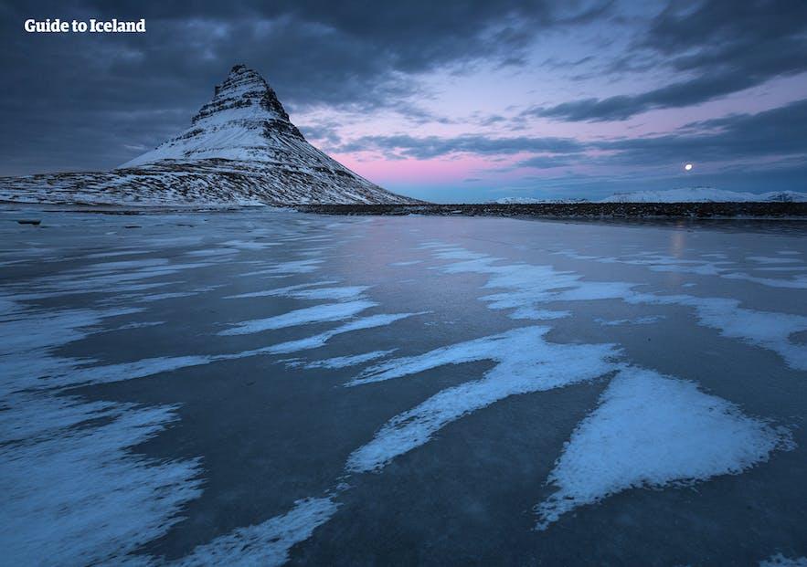 冰岛斯奈山