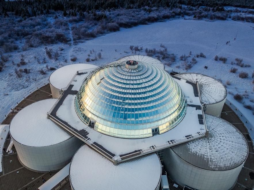 冰島珍珠樓Perlan