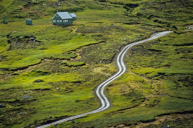 Discover the folklore of Iceland en route to the Mountain of Elves in East Iceland.