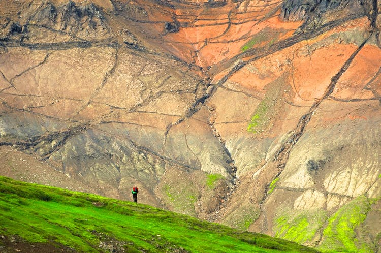 Marvel over glacial views in East Iceland in summer.