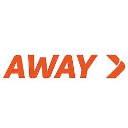 Away Car Rental logo