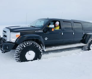 Cercle d'Or et grotte de glace | Super Truck