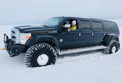 Gullfoss, Geysir & Ice Cave   Super Truck Tour