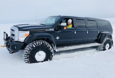 굴포스 게이시르 얼음동굴 | 수퍼트럭 투어