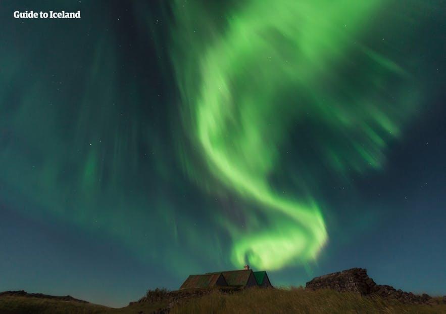 冰岛极光摄影指南