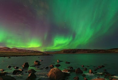 The Northern Lights in Comfort | Luxury Minibus Tour
