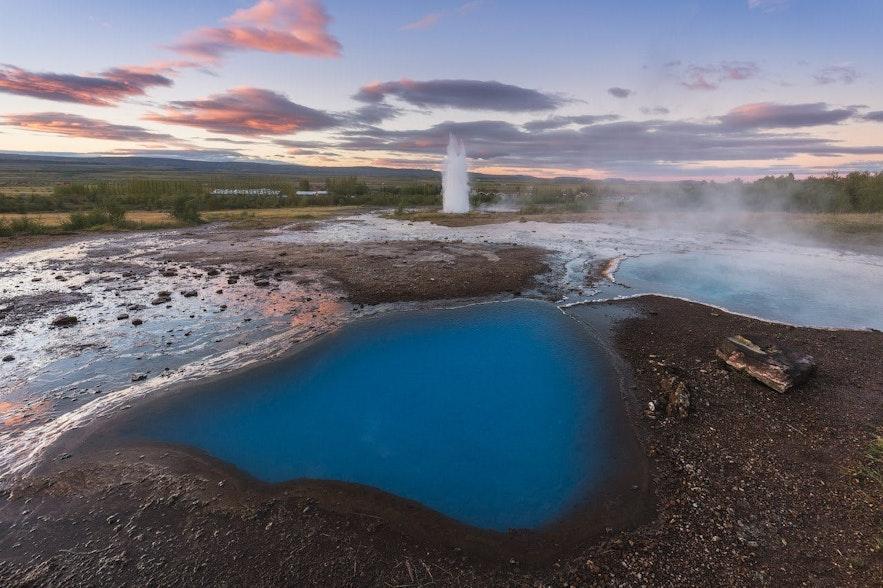 冰岛黄金圈著名景区