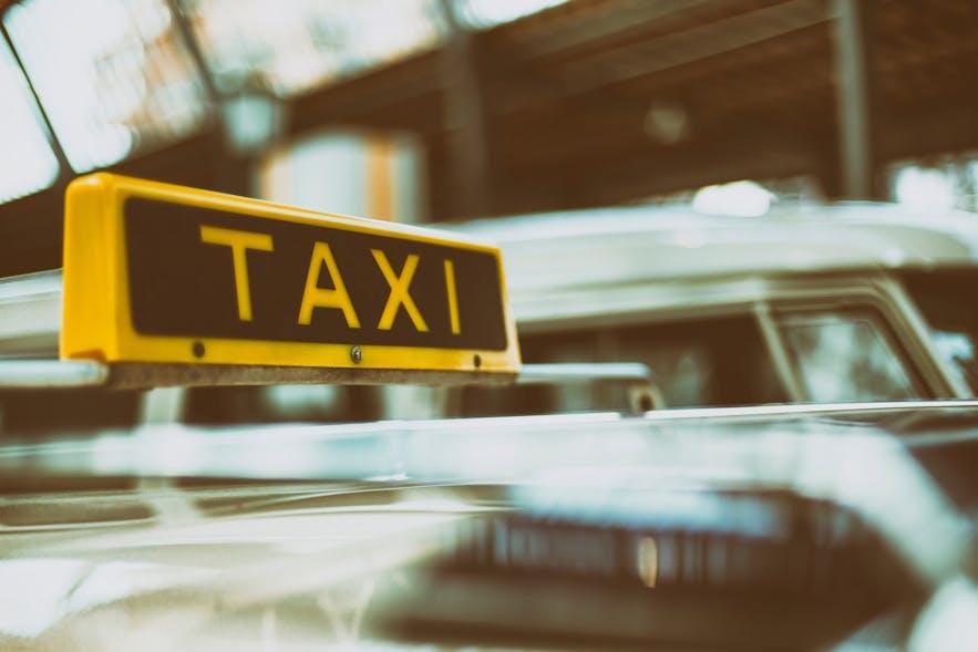 在冰岛怎么叫出租车