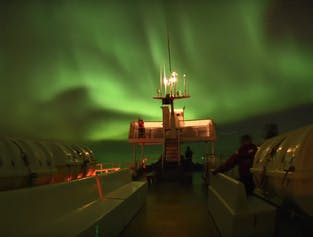 Dinner & Auroras | Northern Lights Boat Tour