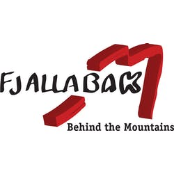 Fjallabak - behind the mountain logo