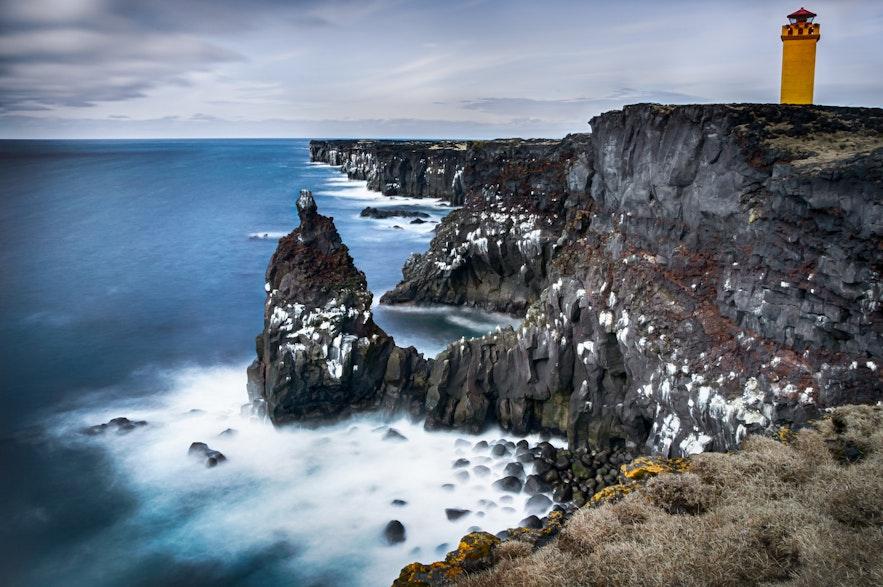 冰島四月景色