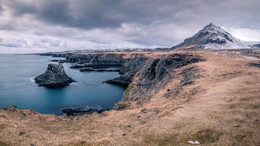 冰島四月Arnarstapi