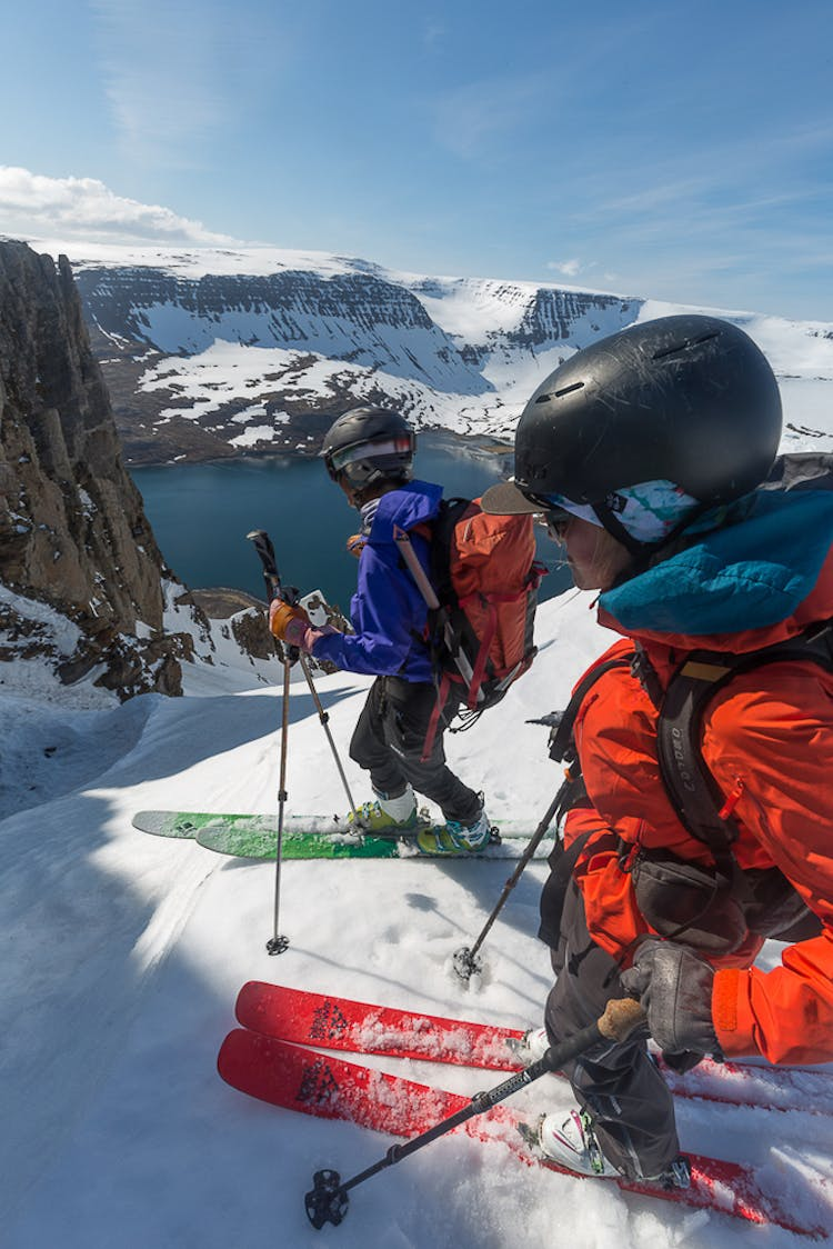 Take the daunting slopes of the Westfjords, if you dare.