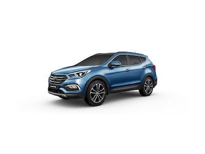 Hyundai  Santa Fe (Premium) 2018