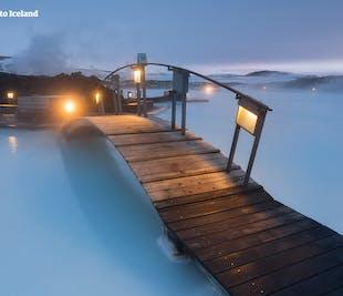Escapada de 3 días en invierno | Círculo Dorado, Laguna Azul y Auroras Boreales