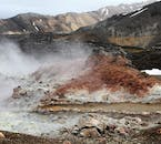 Landmannalaugar has a strong geothermal underbelly, hence the abundance of natural hot pools.