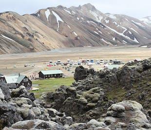 Hiker's Ride To Landmannalaugar | One-Way Bus Ticket