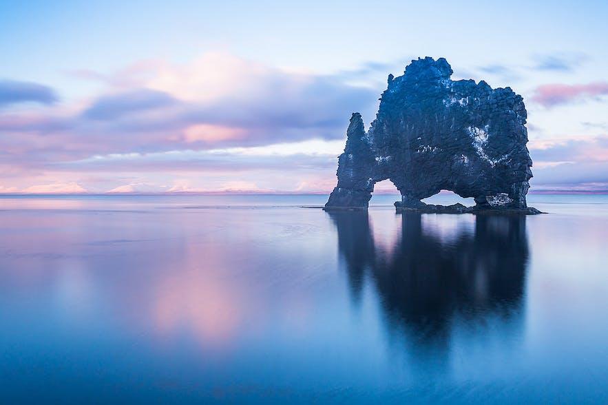 冰島五月北部