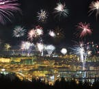 Reykjavík's nightlife is always good but culminates on New Years Eve.