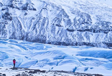 10-Day Untouched Tour | Circle of Iceland with Glacier Hiking & Ice Caving