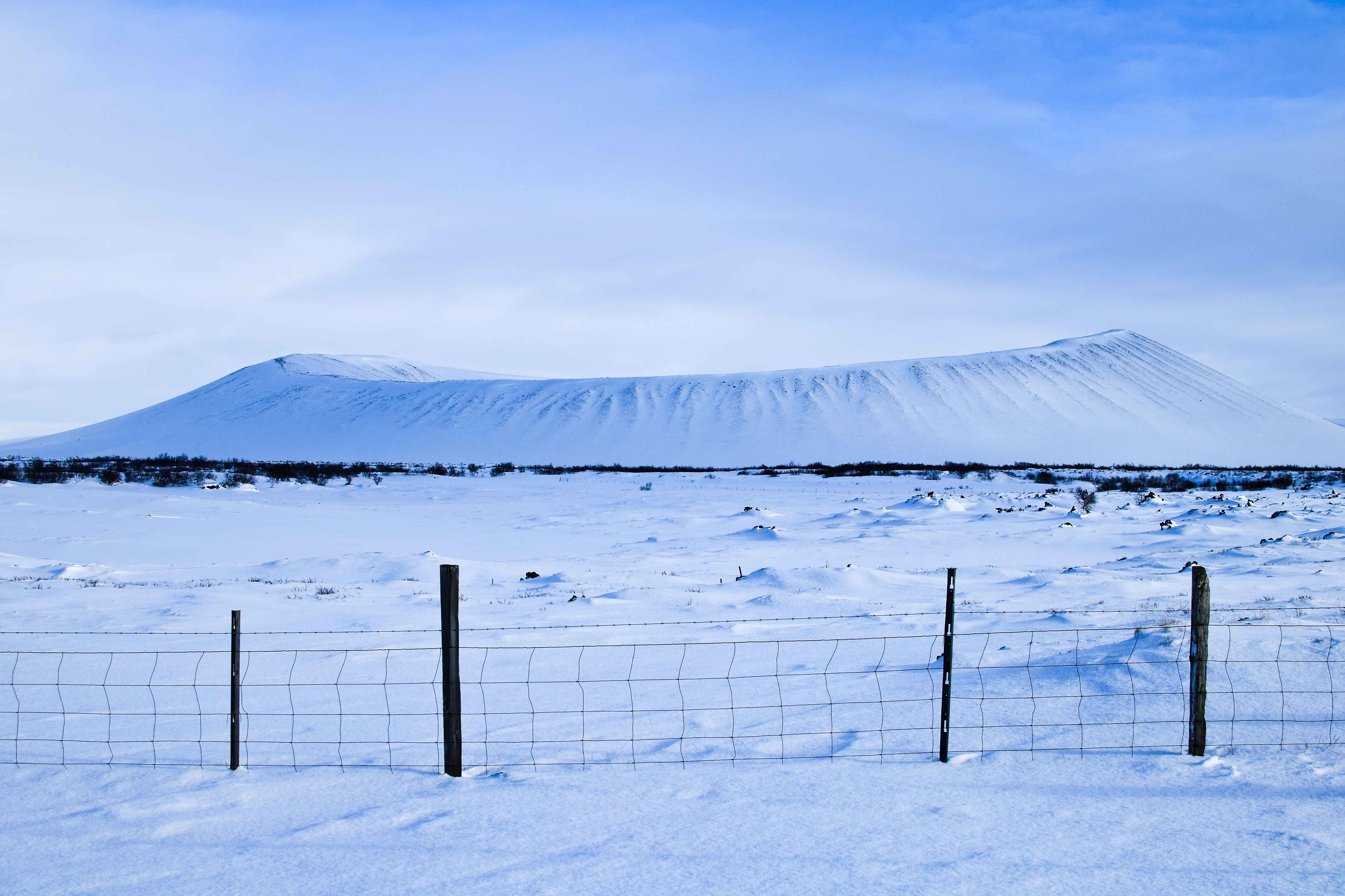 See the Skútustaðir craters in the Mývatn area on a circle of Iceland tour.
