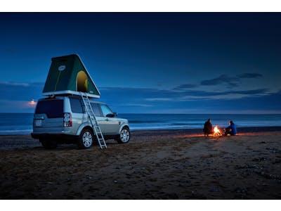 Suzuki  Grand Vitara Automatic + Roof Top Tent 2014