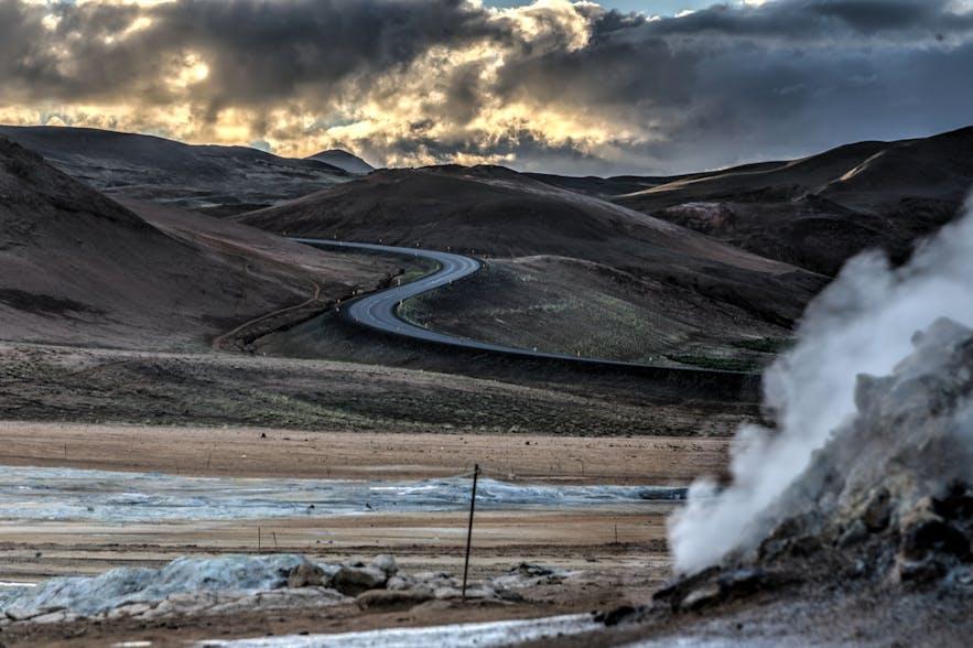 冰島五月公路