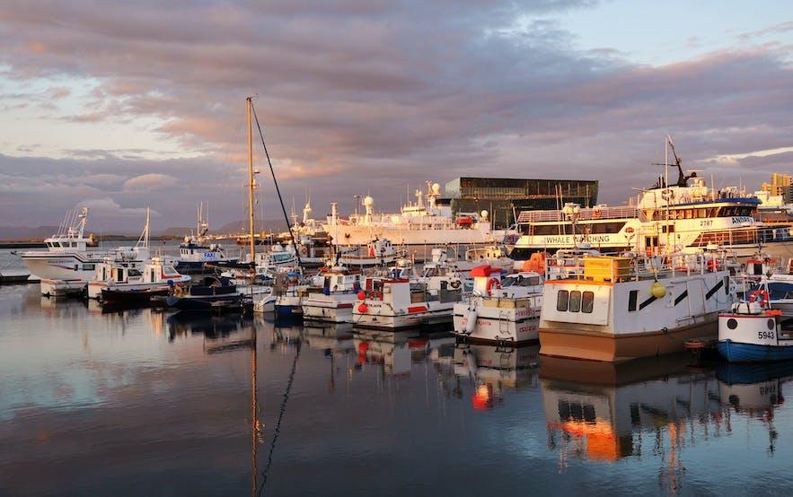 雷克雅維克舊港 Old Harbour