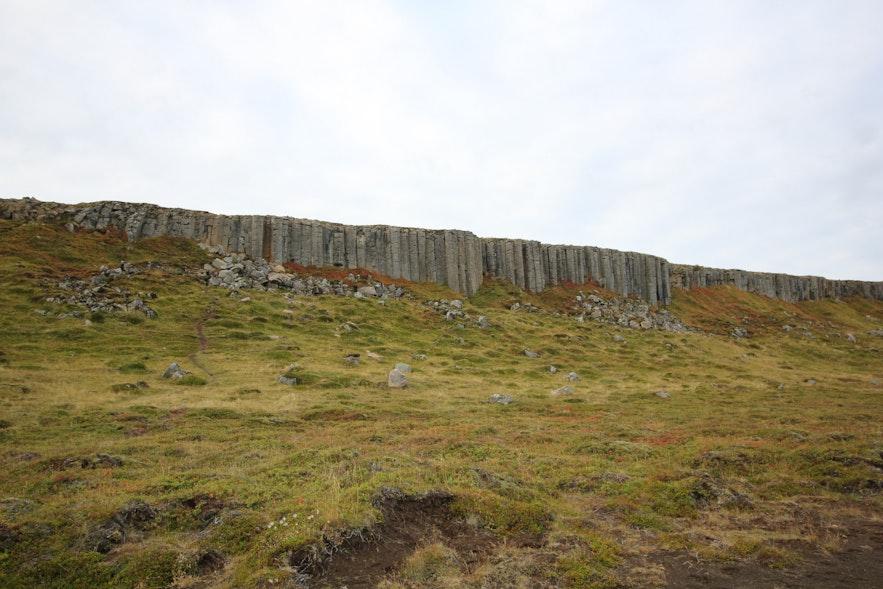 冰岛玄武石