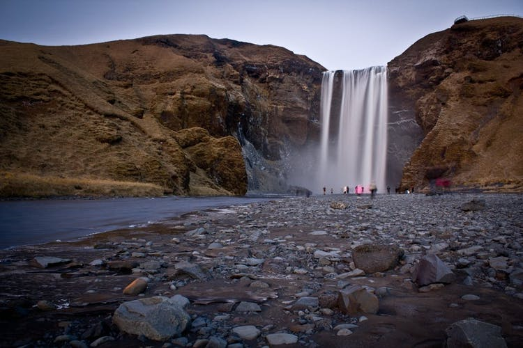 This 5-Day Winter Tour takes you to see some of Iceland's most stunning waterfalls.