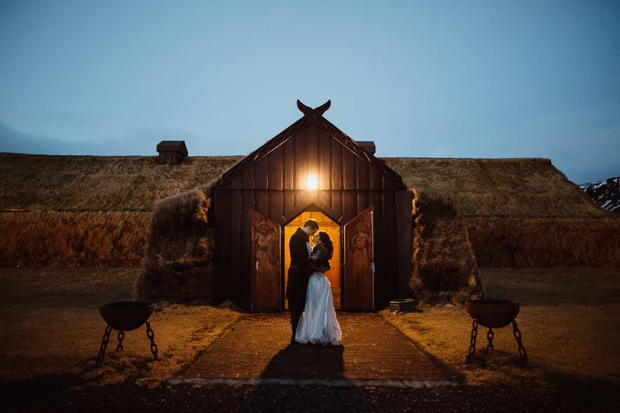 Iceland is the perfect destination for a Game of Thrones themed wedding