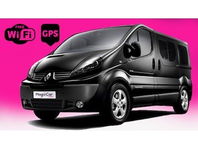 Opel Vivaro 9-Seater FREE GPS & 4G WIFI 2012
