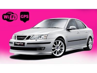 Saab 9-3 FREE GPS & 4G WIFI 2007