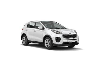 Kia Sportage 4x4 (Free GPS and WiFi) 2018