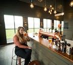 Dégustez la délicieuse bière islandaise au spa Bjórböðin.