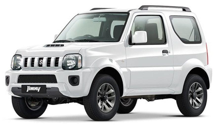 冰島Suzuki Jimmy