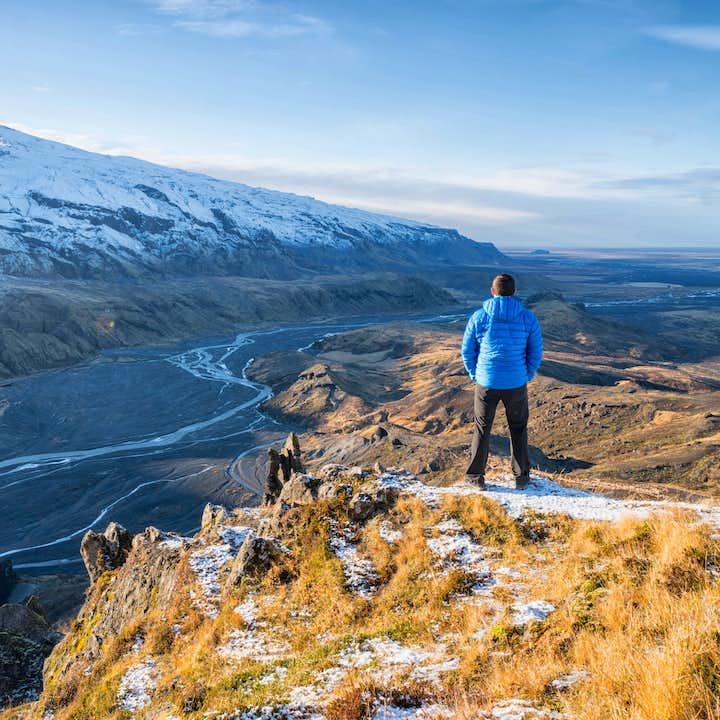 Journée de randonnée à Thorsmork | Avec visite du glacier Gigjokull