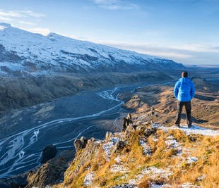 Thorsmork Day Hike | With a Visit to Gigjokull Glacier