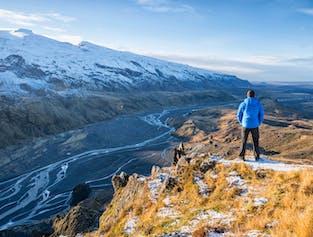 Wycieczka jednodniowa do Thorsmork  | Odwiedź lodowiec Gigjokull