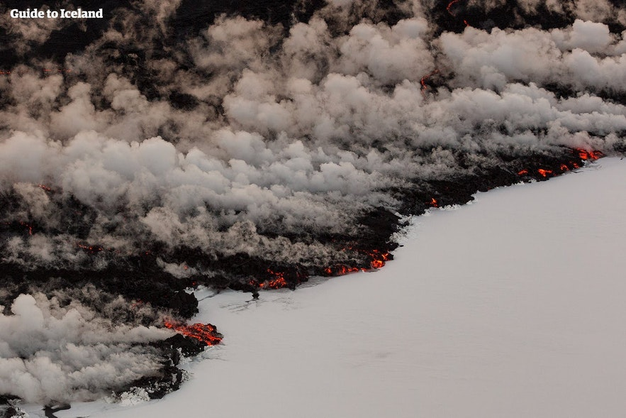 冰岛火山爆发,是大家来冰岛旅行考虑的安全问题之一