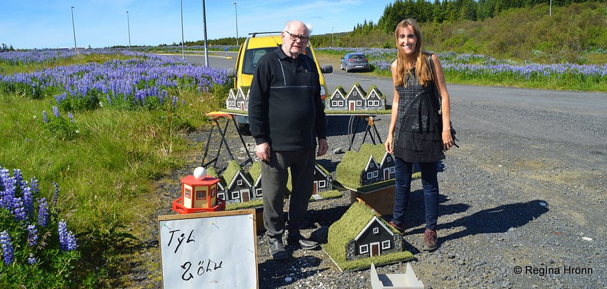 The mystical Rauðhólar Pseudocraters & Tröllabörn - the Troll Children in SW-Iceland
