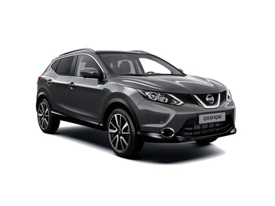 Nissan Qashqai w.GPS 2017