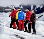 Northern Lights and Solheimajokull Glacier Hike | Easy Difficulty