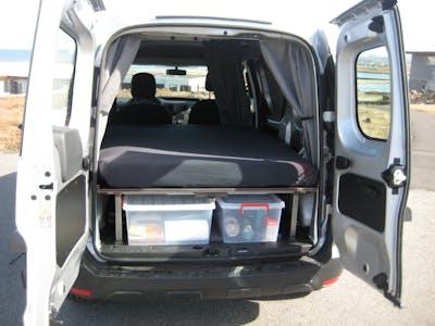 Dacia Dokker Campervan 2016