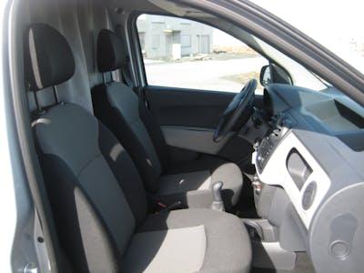 Dacia Dokker Campervan 2017