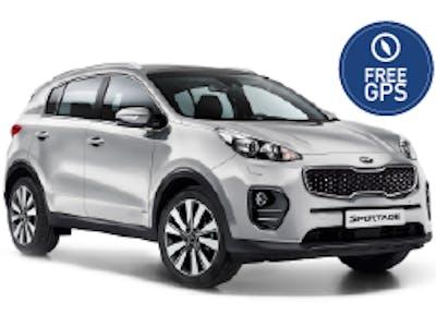 Kia Sportage FREE GPS (2018-2019) 2019