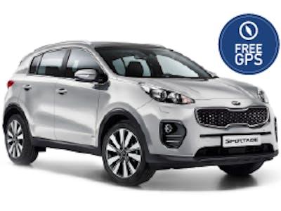 Kia Sportage (FREE GPS) 2018