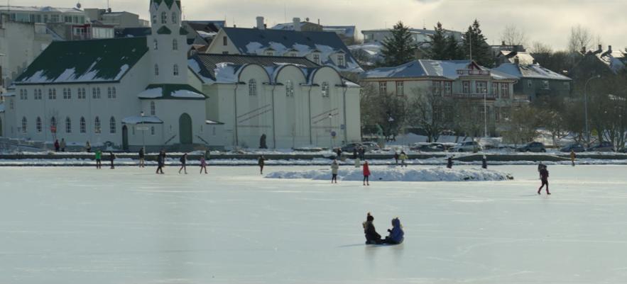 黑镜在冰岛的取景
