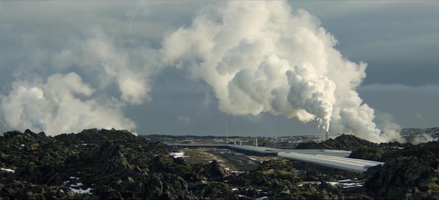 黑镜在冰岛的取景地